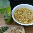 「コンビニ定食」!!「塩麹仕立て焼きサバ御膳」!!