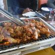 TAKASUツーリング!(三重県大台町のよし兵衛で鳥焼肉(^○^))