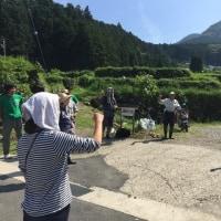 熊野の棚田 田畑の楽校2017B(6/30~7/2)