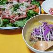 あわれ!!紫の白菜