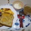 12月13日!二黄卵のハートの朝食
