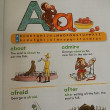 コストコで買った「お猿のジョージ」の英単語の本