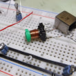 先ずは基本波の発振から  - 水晶発振回路の実験 -