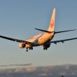 千里川土手の迫力は最高‼️頭上を通過する着陸機の爆音と爆風❗️