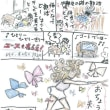 平成30年8月19日(日)色鉛筆マンガ 再放送5 中学生の時の部活