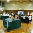 甲浦小学校で防災キャンプが開催されました。