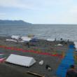 2018沼津千本浜トライアスロン大会は今年も散々な結果でした