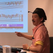 ハチスケの帽子かぶってMSX講座だヨ