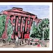 ベラルーシ・ウクライナ・モルドバ旅行シリーズ (27)キエフ大学の建物