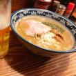 今年12月に創業10周年を迎える、本八幡市民に愛される「ラーメン木尾田」のオリジナルな豚骨魚介系ラーメン‼️