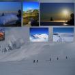 ●過去の画像から 雨晴海岸 雪の立山室堂 黒部平など