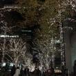 3)イルミネーション   東京駅・丸ビル