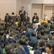 12/8  人権学習 感想交流 「♫数え歌」