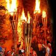 鞍馬の火祭り(●^o^●)
