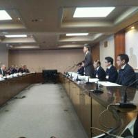 県特別豪雪地帯指定市町村議会協議会の知事陳情