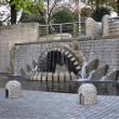 山下公園 水の階段