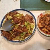 今日の晩御飯…