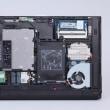 EliteBook2560PのDVDを入れ替えた。