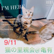 9/9里親会のお知らせ