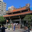 のんびり・台湾 台北市 癒しのお寺・龍山寺 5