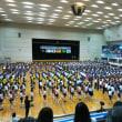 8/22(火)開会式入場行進