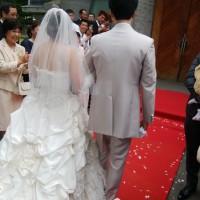 300728先輩(年下)の結婚式