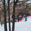 冬の公園 2