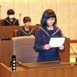 美浜町子ども議会開会、松洋中生が一般質問 〈2018年11月17日〉