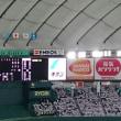 2018.4.18. ファイターズ4回戦(@東京ドーム)
