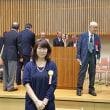 9月3日 第70回区民体育大会総合開会式