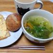 5月24日 朝食 462kcal