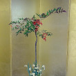 仁和寺・生け花