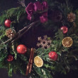 クリスマスリースワークショップ