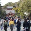 鎌倉は外国人観光客も大勢来ていて大賑わい!