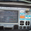 今日は、広島市東区へ地デジ難視聴地区受信状況調査にお伺いしました~(^^♪