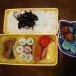 ミッキーおばけのお弁当&長女お弁当(10/22)