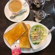 市ヶ谷  Cafe de Etoile エトワール