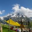 スイス登山 First~グリンデルワルト 8月7日