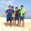 九州ビーチサッカーリーグ 沖縄最終節