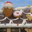 本当のお菓子の家があった?