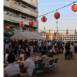 元住んでたとこの夏祭りに参加した日 enjoyed a neighborhood summer festival where I used to live in