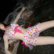 [6月3日PM8時晴れ:人形の漂白は進展していない]