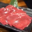 水道橋「丑処」、溶岩焼きお肉を肉専用ご飯と一緒に