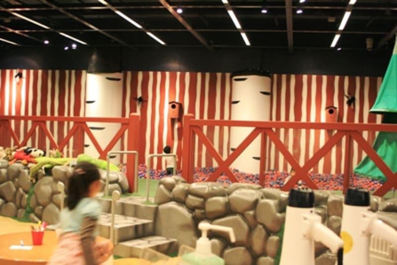 お泊まり会@IKEAのレポート スモーランド