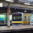 2017年9月25日,今朝の中央総武緩行線 E231-0番台