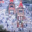 大磯夏祭 京都の祇園祭(TV撮り)よりも地味です