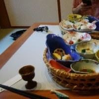 泰泉閣のランチの料理