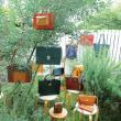 ファーマー・スタジオ革縫い教室 生徒作品展「革と暮らす日々-Ⅶ」開催します。