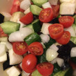 夏野菜集まれ~!ザクザクこれからお料理します。