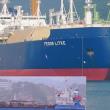 LNGタンカーFEDOR LITKEの衝突で北極海への処女航海が遅延